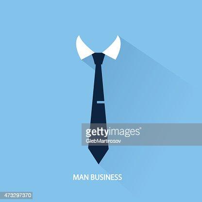 Fond Homme Daffaires Et Cravate Clipart Vectoriel Thinkstock