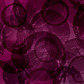 Background colored wine stains. Vector texture
