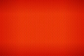 Background image orange color with hexagon pattern.
