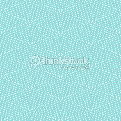 Background pattern chevron stripe seamless vector texture green aqua pastel color and white line. Wallpaper backdrop chevron striped abstract retro styled. Graphic design geometric shape. : stock vector