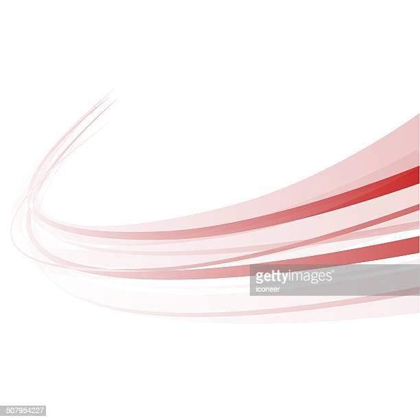 Fond de tourbillon rouge