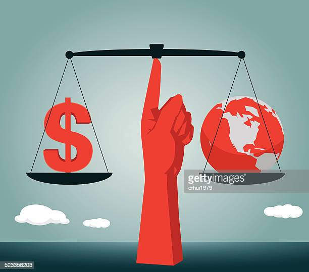 Balance, Equality, Globe, Finance, Business