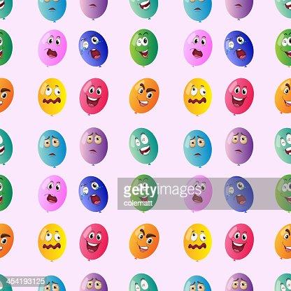 Balões : Arte vetorial