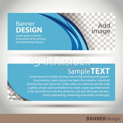 Banner design template vector art thinkstock banner design template vector art pronofoot35fo Choice Image