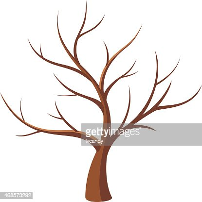 Bare Tree Vector Art | Getty Images