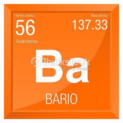 Smbolo del bario bario en lengua espaola elemento nmero 56 de la smbolo del bario bario en lengua espaola elemento nmero 56 de la tabla peridica de los elementos qumica urtaz Image collections