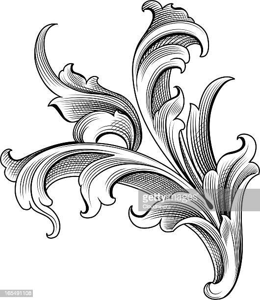 Ornement Baroque