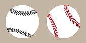 Baseball Ball icon Vector illustration