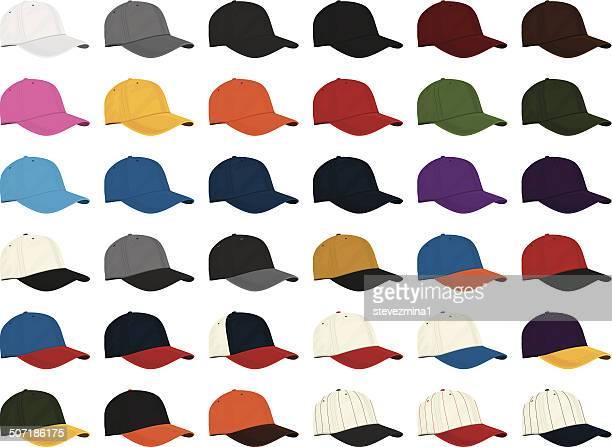 Colección de gorra de béisbol