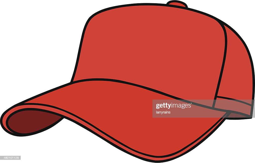 baseball cap vector art thinkstock rh thinkstockphotos com baseball cap vector download baseball cap vector png