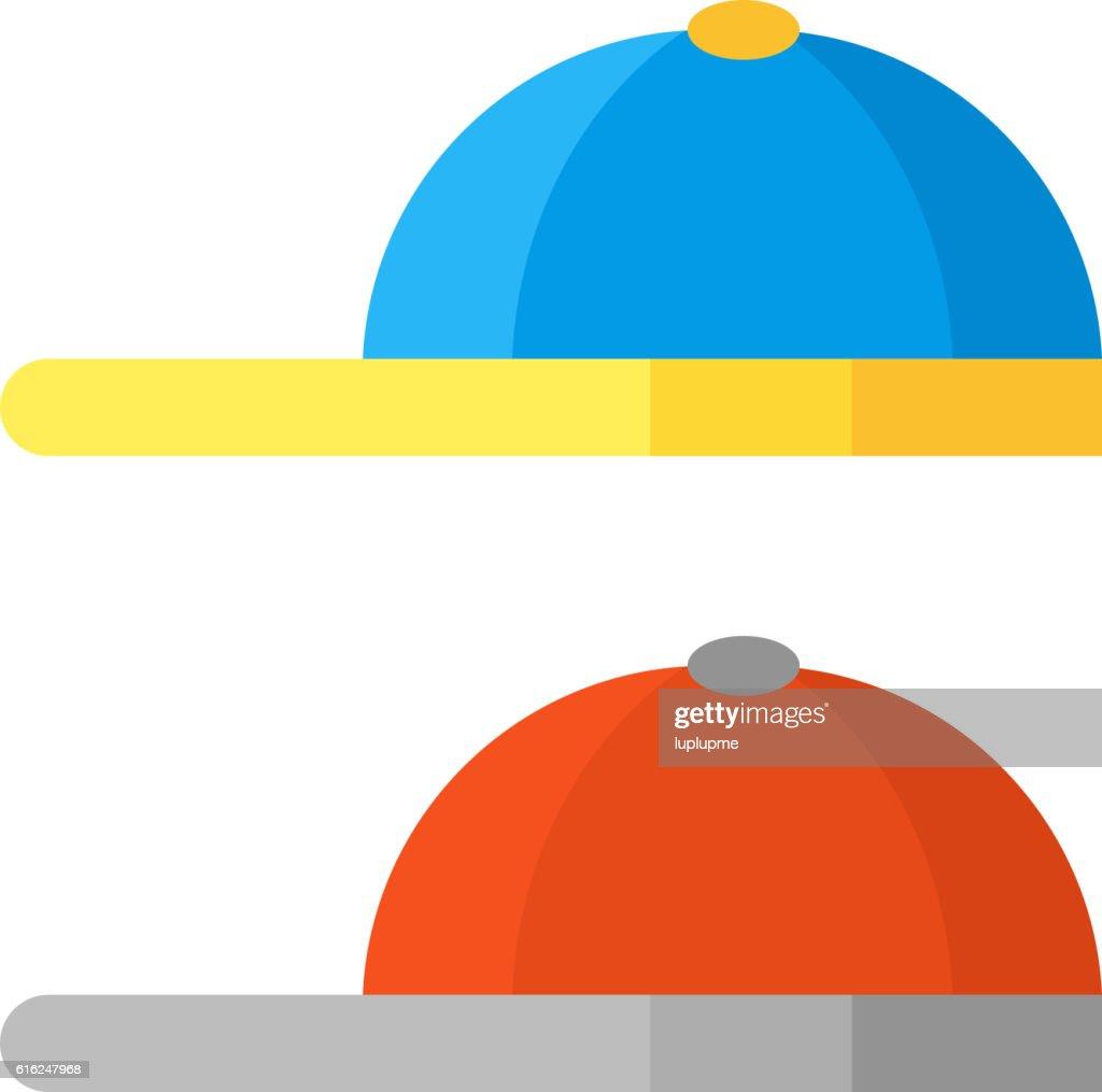 Boné de Basebol ilustração vetorial. : Arte vetorial