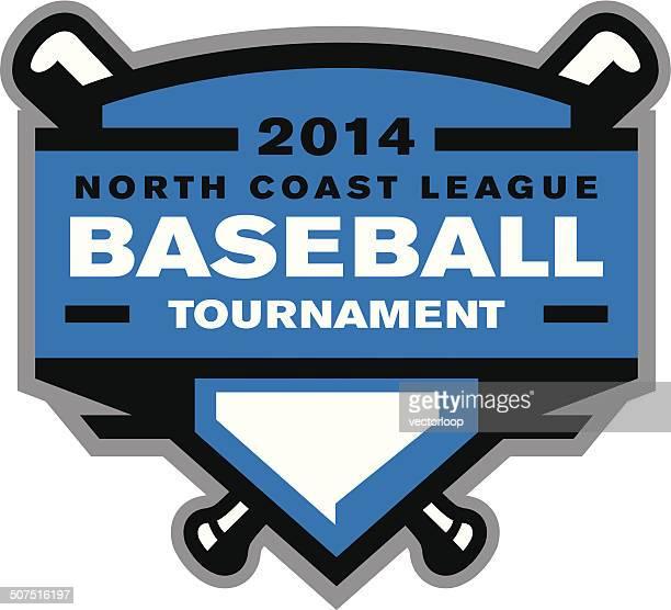 Baseball Tournament Logo