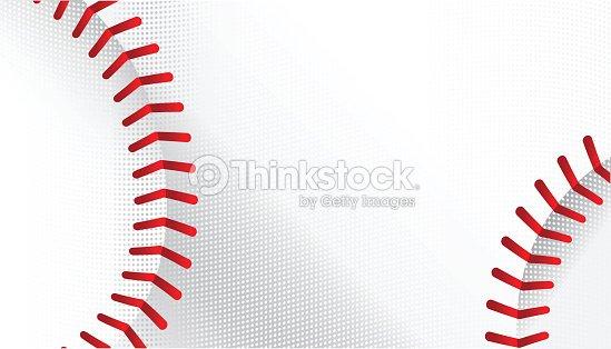 Bate De Béisbol Arte Vectorial