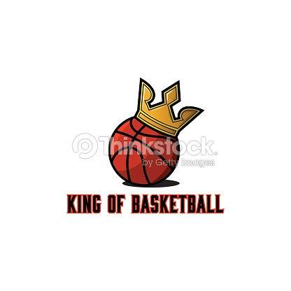 Basketball Ball Teams Korb Turnier Emblem Vorlage Streetball Sport ...