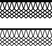 basketball basket net seamless pattern vector