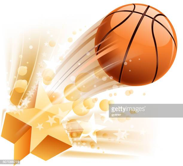 Animation de basket-ball