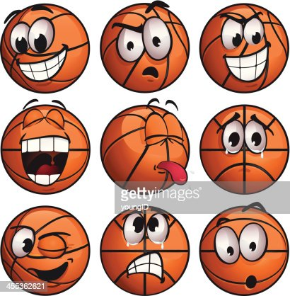 basketball set vector art getty images