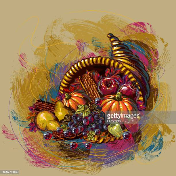Beautiful Cornucopia