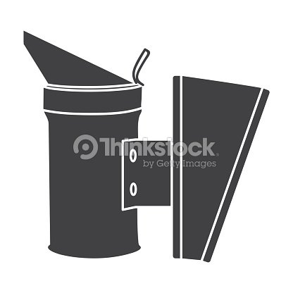Bee smoker icon in black style isolated on white background apiary bee smoker icon in black style isolated on white background apiary symbol stock vector illustration ccuart Images