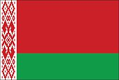 Belarus flag,vector background