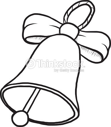 Bell With Ribbon Vector Art | Thinkstock