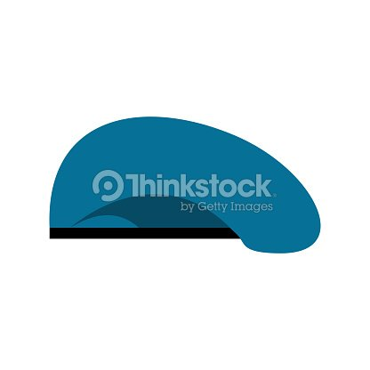 615c7a171c0 Beret Military Blue Soldiers Cap Army Hat War Barret stock vector ...