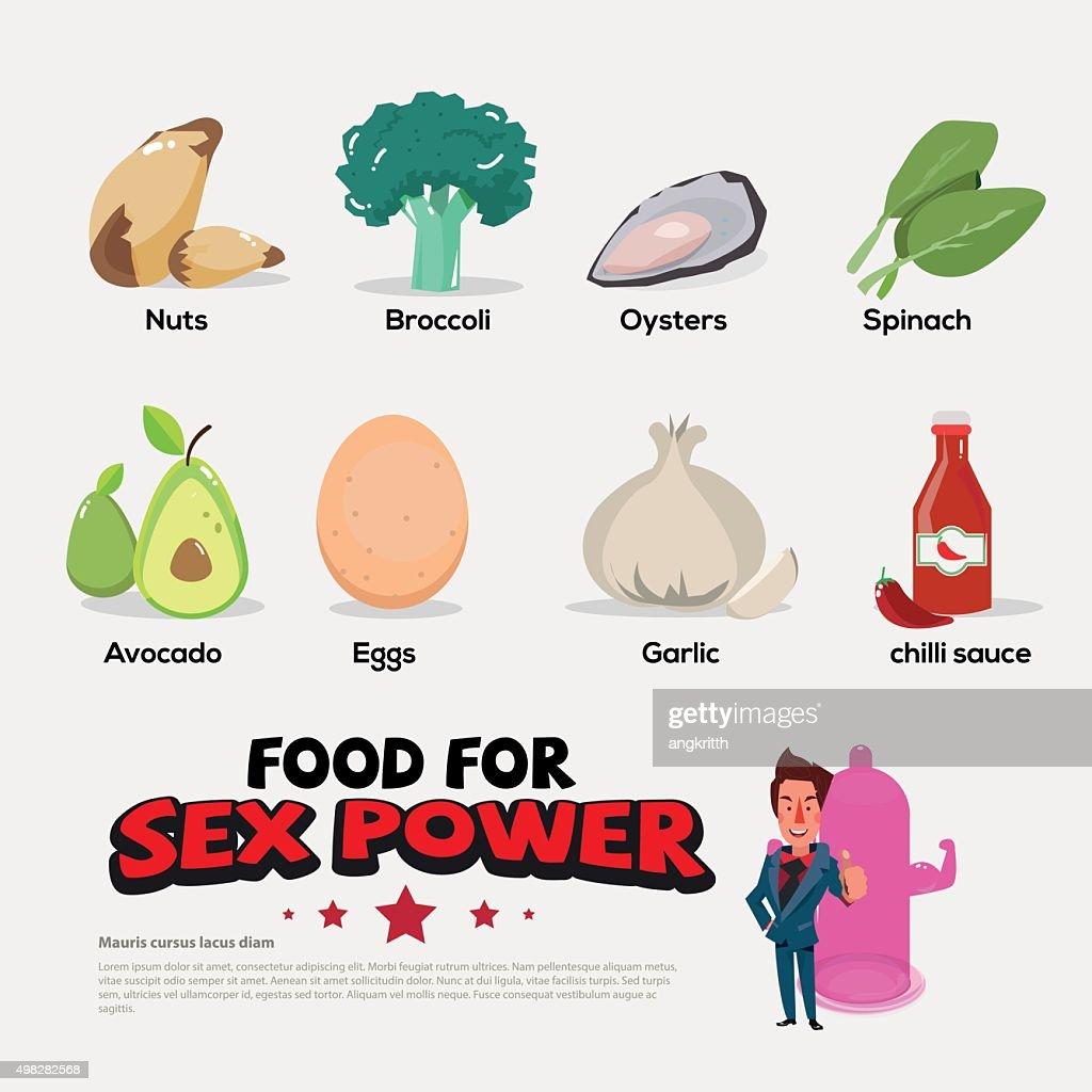 Best food sex