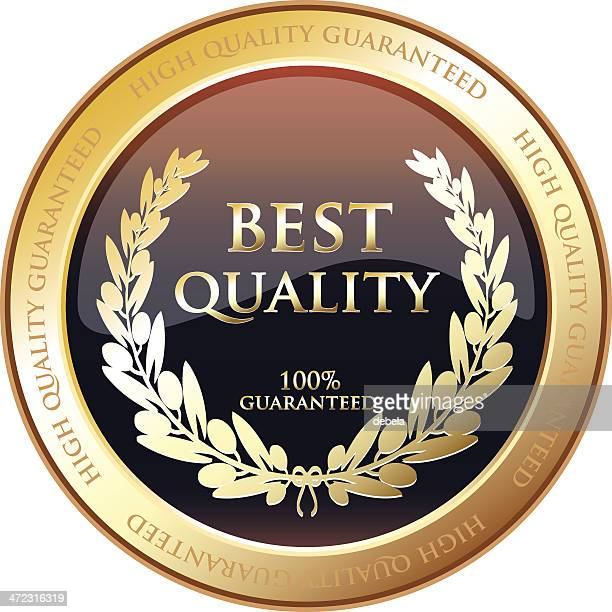 Best Quality Gold Award