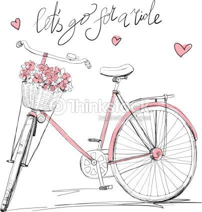 Bicicleta Con Una Cana...