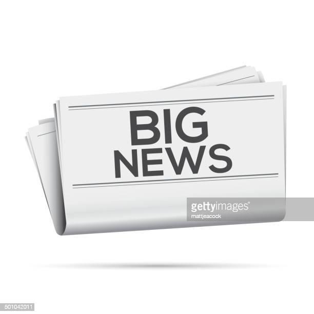 Big news headline