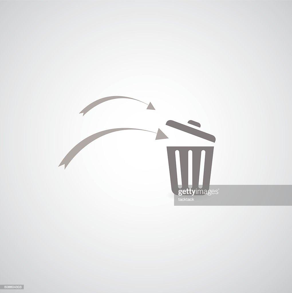 Compartimiento de almacenaje : Arte vectorial