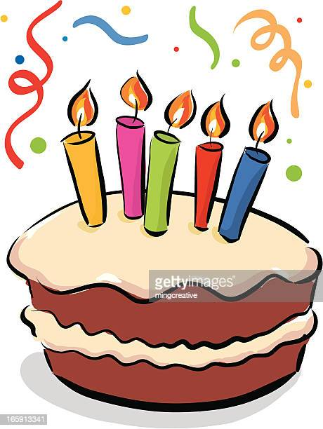 Birthday Cake Stock Illustrations And Cartoons Getty Images - Cartoon birthday cake images