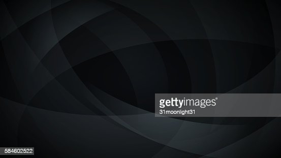 Black abstract background : Vector Art