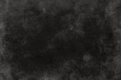 Black and dark gray watercolor texture, background and surface. Design template for abstract watercolor background. Vector Illustration