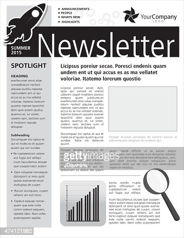 Company Newsletter New Company Newsletter September New Company