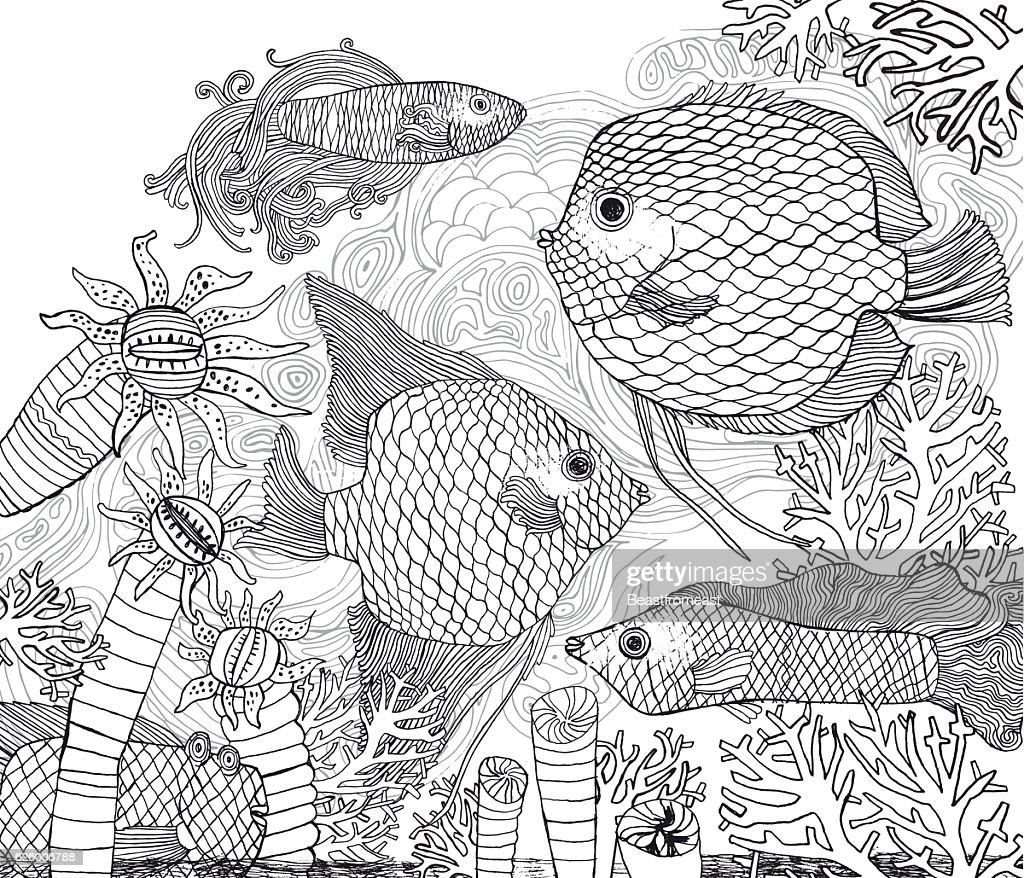 coloring pages to help you focus photo album getty images