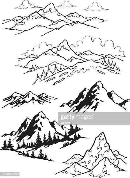 A las montañas
