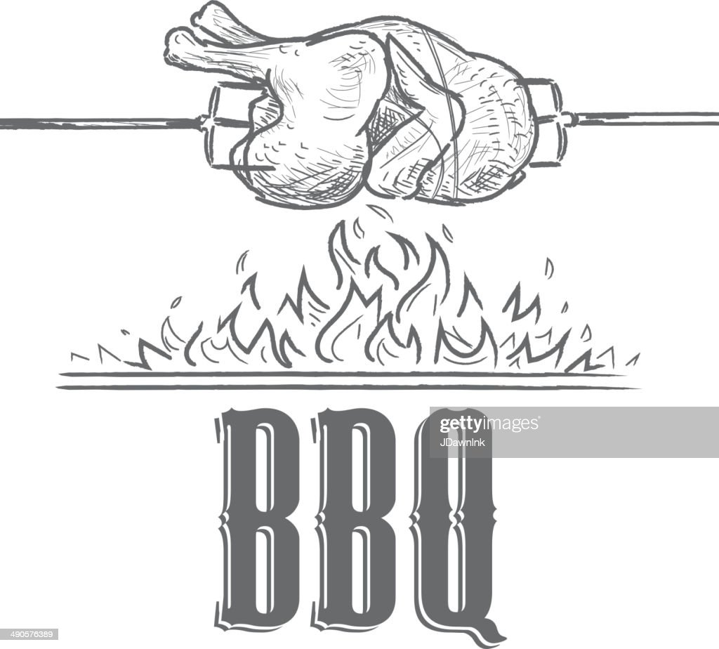 how to cook rotisserie chicken on bbq