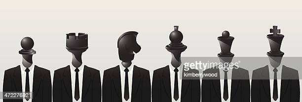 BlacK Chess Team