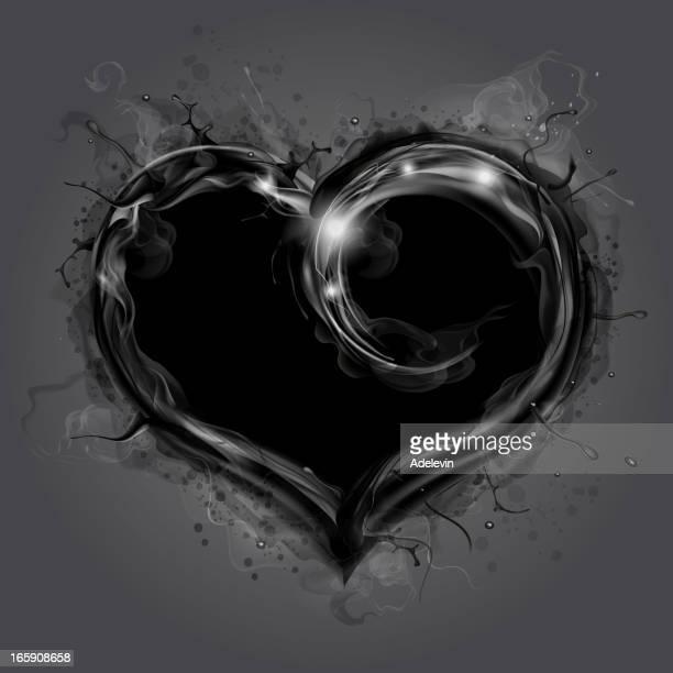 Negro corazón