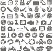 Car and motorcycle parts and equipment
