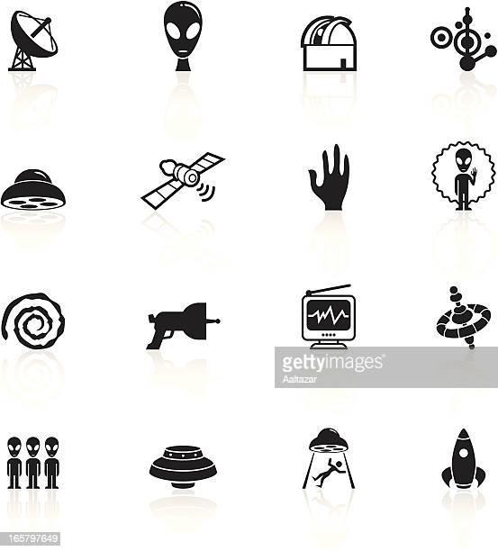 Black Symbols - Alien Contact