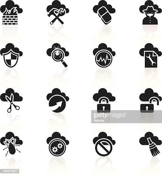Black Symbols - Cloud Computing Security