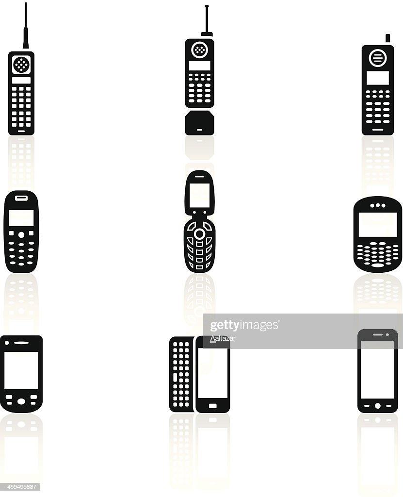 Mobile phone symbols buycottarizona