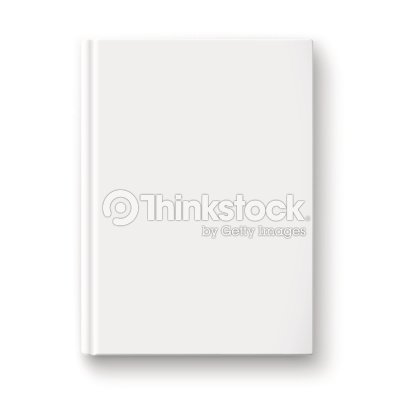 blank book template with soft shadows vector art thinkstock