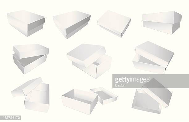 Blank boxes