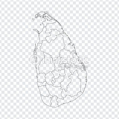 Best Sri Lanka Blank Map Photos - Printable Map - New - tangcueco.com