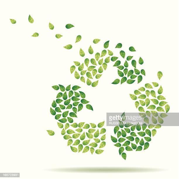 Blown away Recycling
