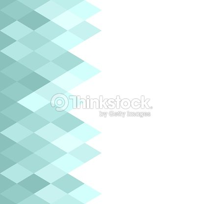 Blue Abstract Geometric Diamond Pattern Texture Background Wallpaper Banner Label Frame Vector Design