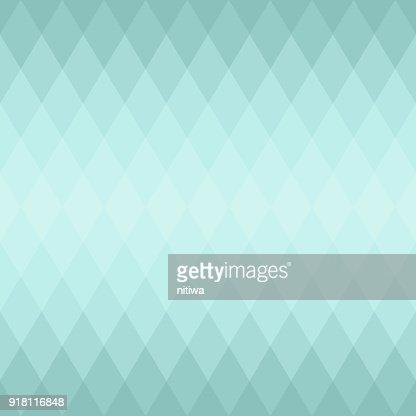 Azul Abstracto Geométrica Transparente Rombos Fondo Wallpaper Banner
